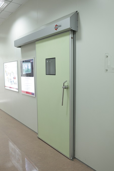 Sliding Doors Operating Theatre Automatic And
